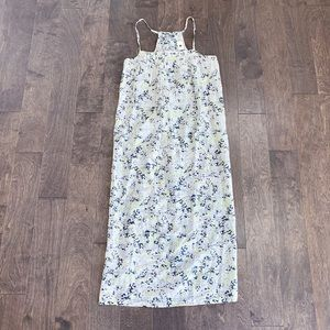 Gap Body Floral Midi Dress
